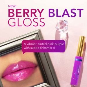 Moisturizing Berry Blast LipSense Lip Gloss